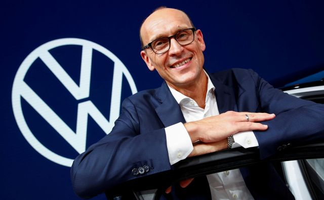 Novi prvi mož znamke Volkswagen je Ralf Brandstätter. FOTO: Wolfgang Rattay/Reuters