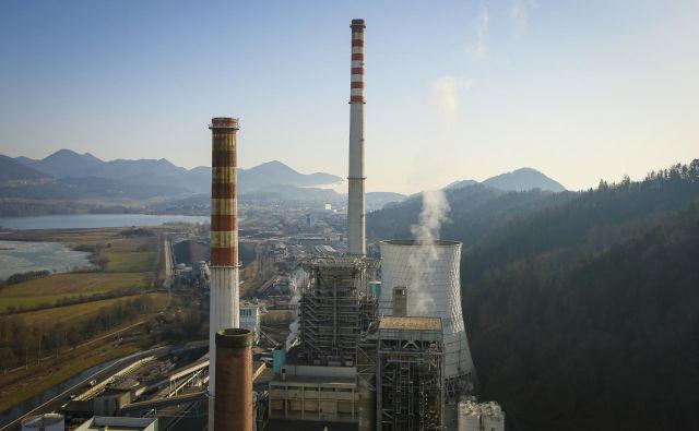 Poskusno bi sosežig goriva iz nenevarnih odpadkov lahko začeli konec leta 2021. FOTO: Jože Suhadolnik/Delo
