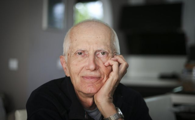 Branko Gradišnik je napisal svojo prvo knjigo. No, prvo e-knjigo.<br /> FOTO: Jože Suhadolnik