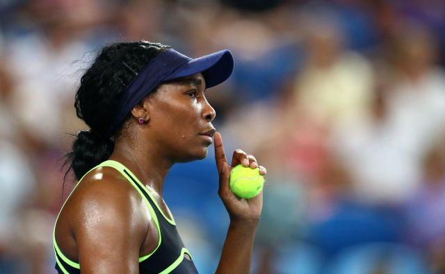Venus Williams bo kariero podaljšala v peto desetletje. FOTO: Reuters
