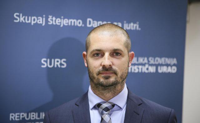 Bojan Nastav. FOTO: Jože Suhadolnik/Delo