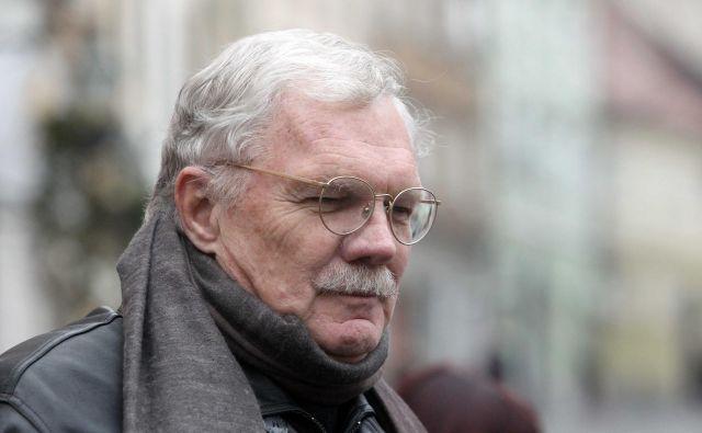 Slavko Pregl je bil predsednik sveta Javne agencije za knjigo. FOTO: Igor Mali