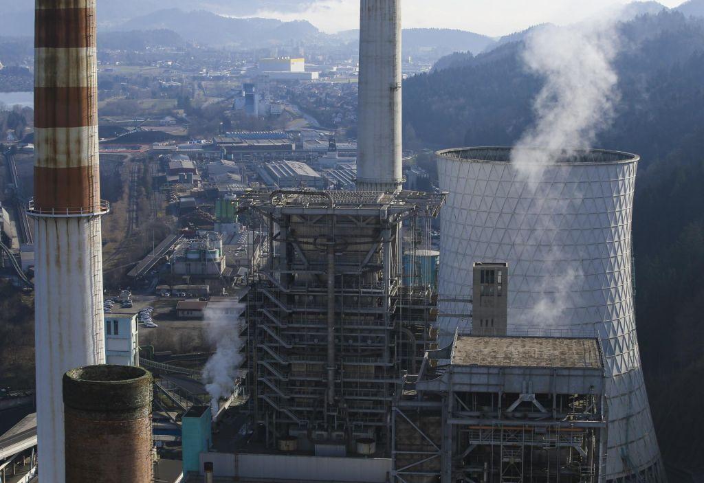 FOTO:Podpore za okrevanje bodo desetletja vplivale na emisije