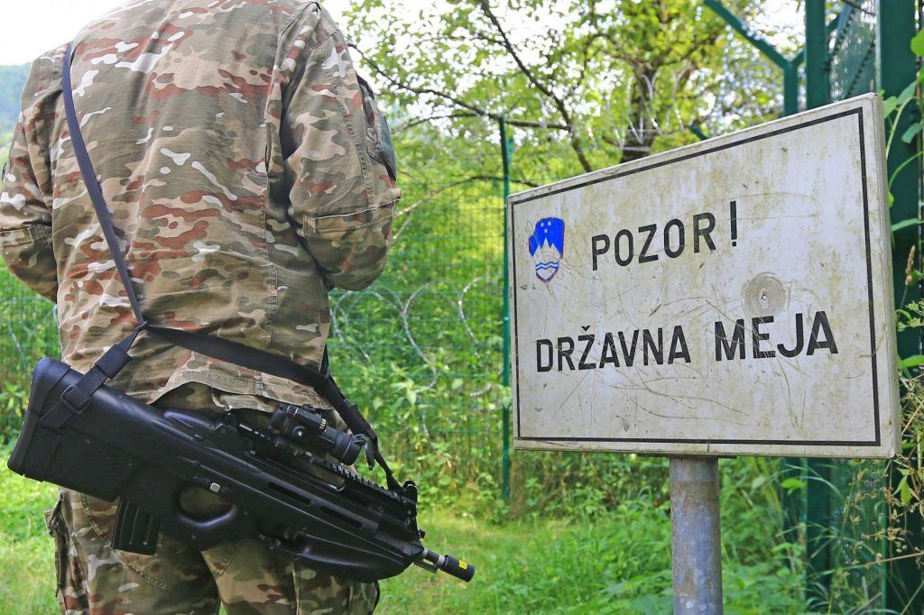 Načelnik Generalštaba Slovenske vojske: To je prva domnevna zloraba, ki smo jo zasledili