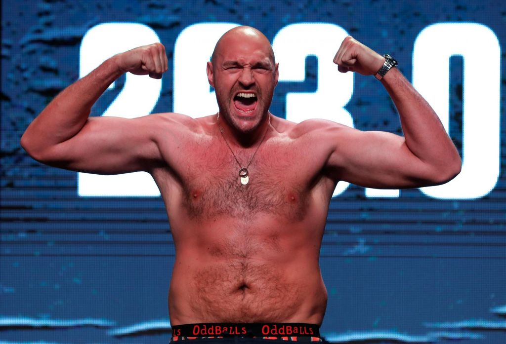 Fury: »Najprej bom še enkrat opravil z Wilderjem, nato bom uničil Joshuo!«