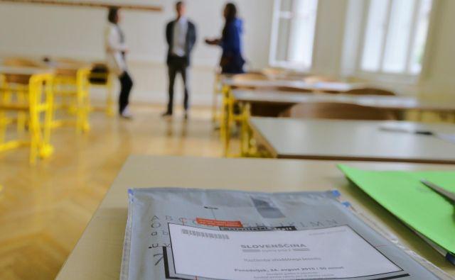 Sredi tega tedna je v zaprtih skupinah na družbenih omrežjih zaokrožila pola za izpit iz matematike na letošnji maturi. FOTO Jože Suhadolnik/Delo