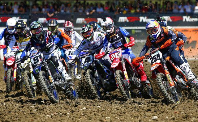 Motokrosisti v razredu MXGP ne bodo sezone nadaljevali pred 9. avgustom. FOTO: Matej Družnik