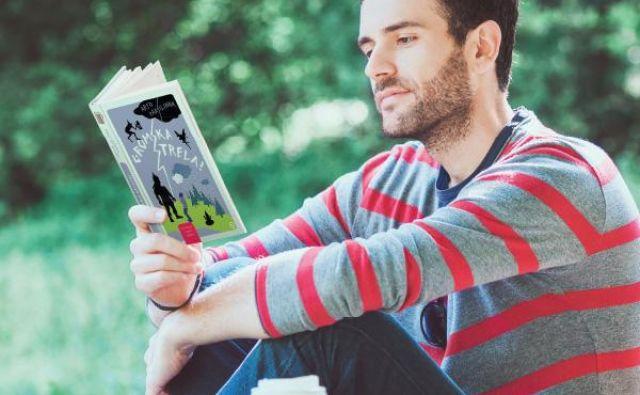 S knjigami lahko objadraš vse konce sveta v enem poletju. FOTO: Mladinska knjiga