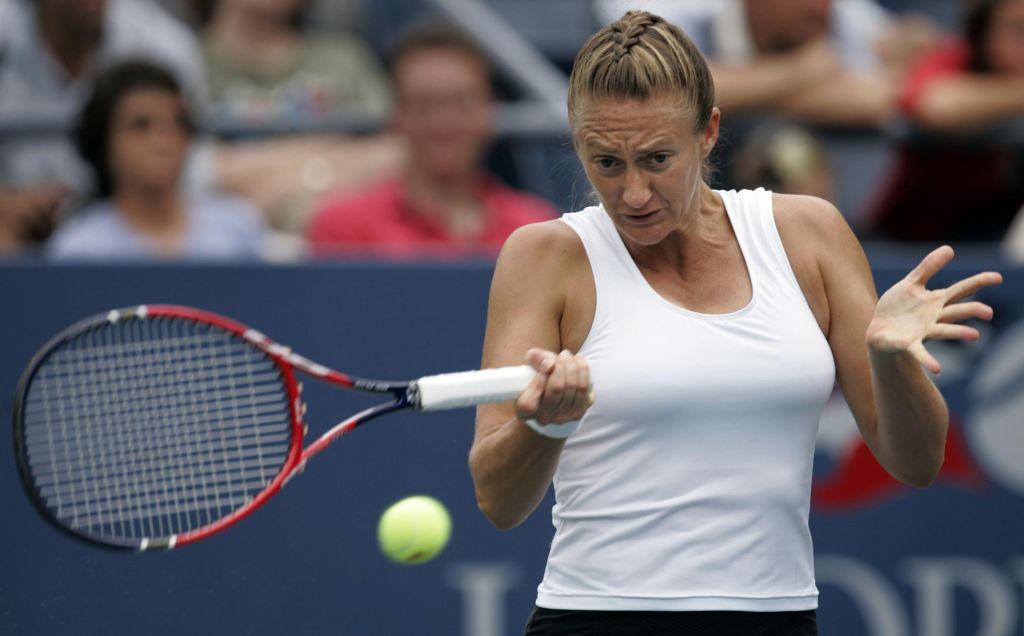 FOTO:V tenisu moraš znati trpeti, a na koncu tudi uživati