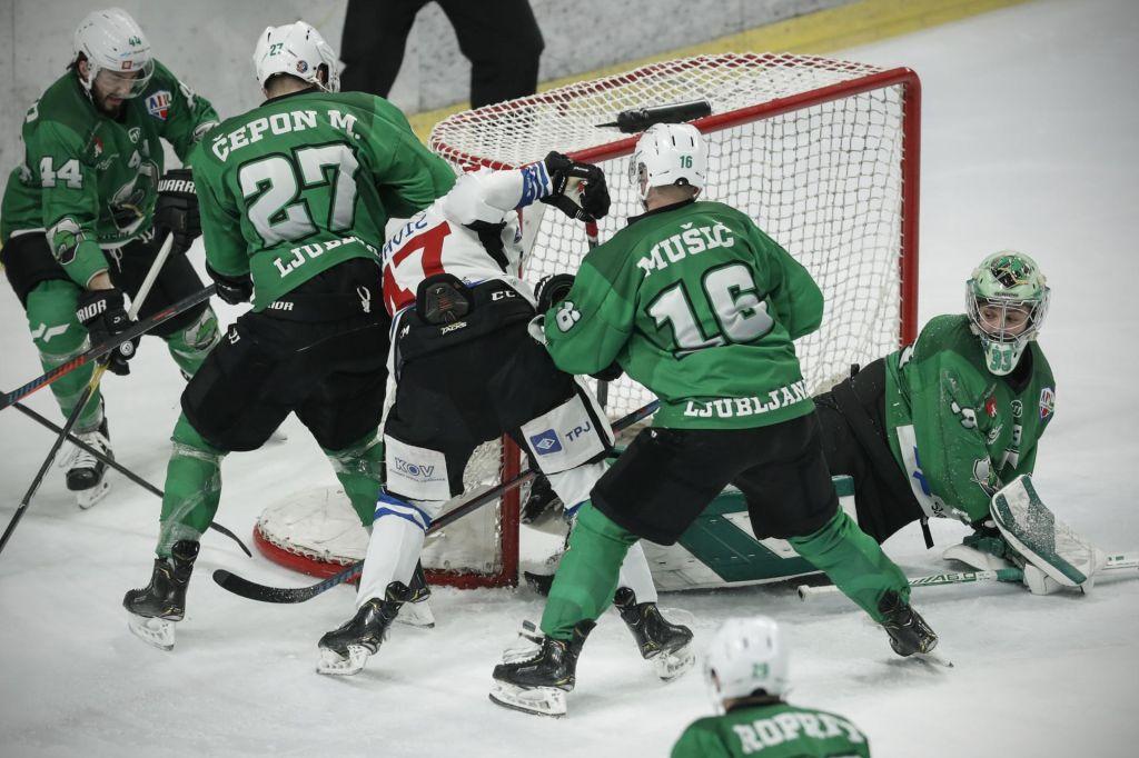 Vse manj upanja za Olimpijin prihod med avstrijsko hokejsko elito