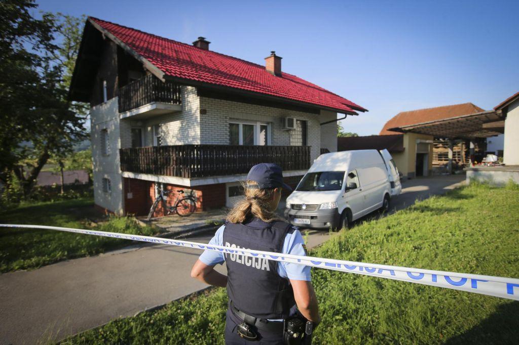 Nasilje v Domžalah zahtevalo tri življenja