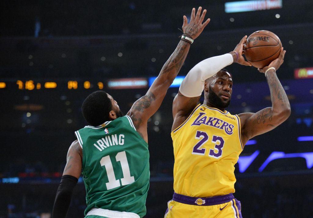 Vidni košarkarji pozvali k bojkotu nadaljevanja lige NBA