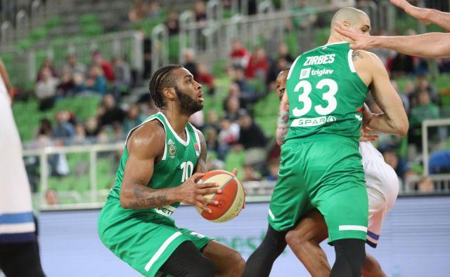 V Stožicah se bo še naprej igrala evropska košarka. FOTO: ABA
