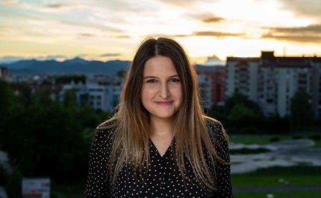 Katja Bricman FOTO: Doris Kordić