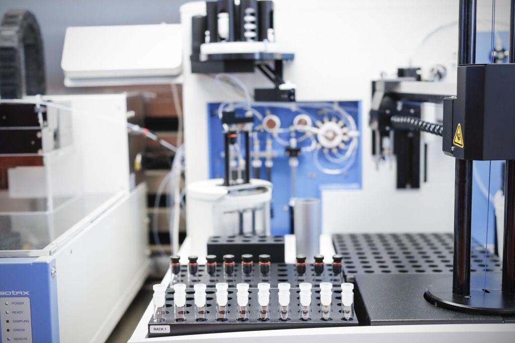 FOTO:Iskanje novih pristopov sodobne farmacije