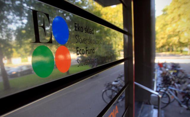 Eko sklad z več sredstvi, ki se jih lahko podeljuje z ugodnejšo obrestno mero. FOTO: Blaž Samec/Delo