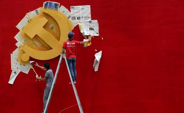Mantra je postala ugotovitev, da je bila EU v odnosih s Kitajsko preveč naivna.Foto: Chance Chan/Reuters