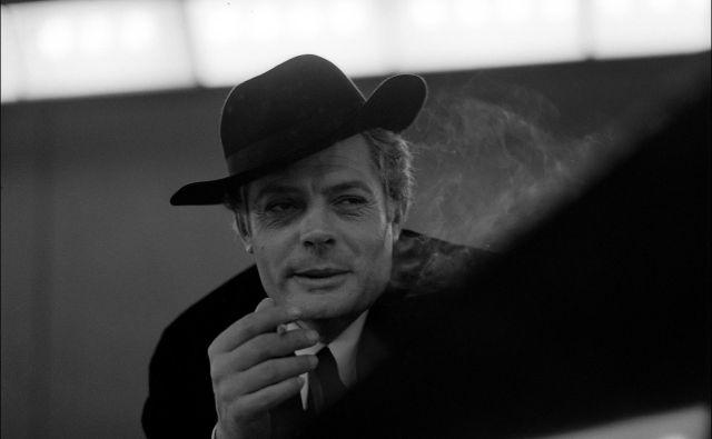 Projekcijo Fellinijevega filma <em>8 ½</em> – z Marcellom Mastroiannijem v glavni vlogi – bodo izvedli v sodelovanju s Slovensko kinoteko.