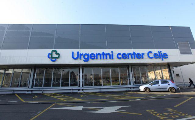 Vsi specialisti urgentne medicine na celjski urgenci so napovedali odpovedi, dodatno pojasnjujejo, da je odločitev dokončna. FOTO: Mavric Pivk
