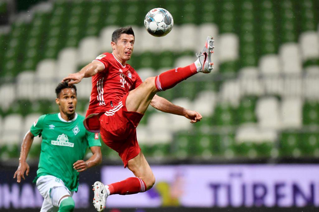 Otroci, rojeni leta 2012, ne poznajo drugega prvaka kot Bayern