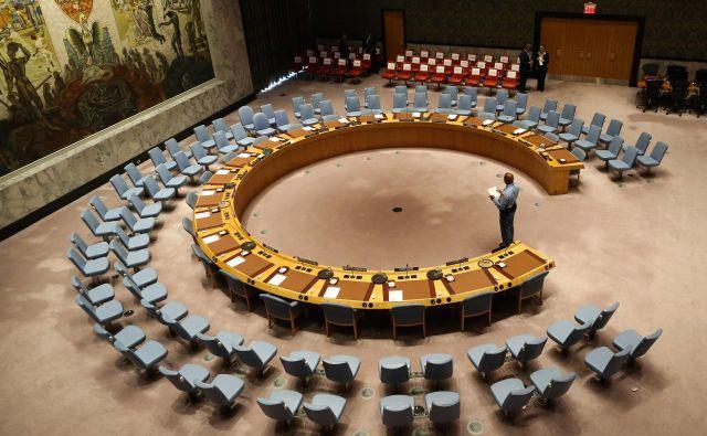Za sedeža v skupini Zahodna Evropa in drugi se je poleg Norveške in Irske potegovala še Kanada, ki je drugič v zadnjih desetih letih ostala praznih rok. FOTO: Stephane Lemouton/AFP