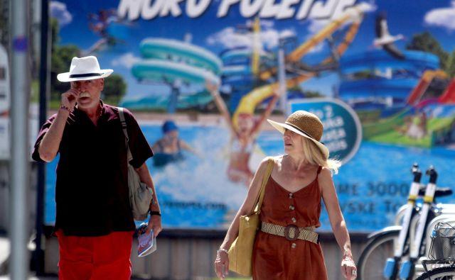 Letošnje poletje bo zagotovo posebno. Več bo tistih, ki bodo za počitnice ali pa vsaj za oddih izbrali Slovenijo. FOTO: Roman Šipić/Delo