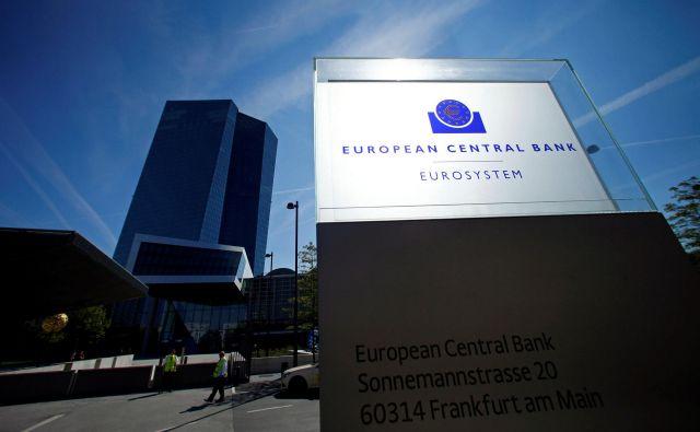 Že pred leti sem med drugimi (nisem bil edini) tudi v PP29 predlagal, naj Slovenija toži ECB in evropsko komisijo. Foto Ralph Orlowski/Reuters