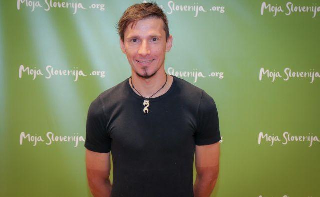 Portal <em>MojaSlovenija.org</em> so podprli tudi trije znani obrazi, med njimi Robert Kranjec, nekdanji slovenski smučarski skakalec in svetovni prvak. FOTO: promocijsko gradivo
