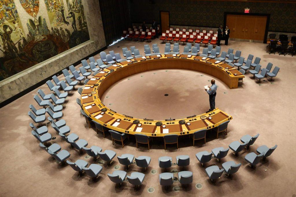 Varnostni svet dobil štiri nove nestalne članice