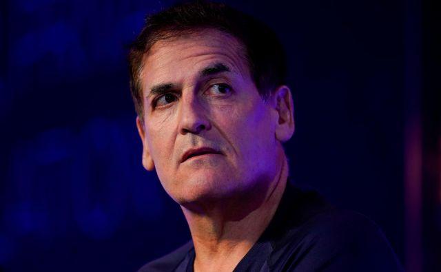 Ameriški bogataš Mark Cuban zdaj podpira proteste za uveljavitev rasne enakopravnosti. FOTO: Reuters
