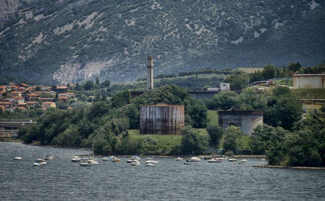Madžari so kupili zemljišče med Trstom in Miljami v Italiji. FOTO: Blaž Samec/Delo