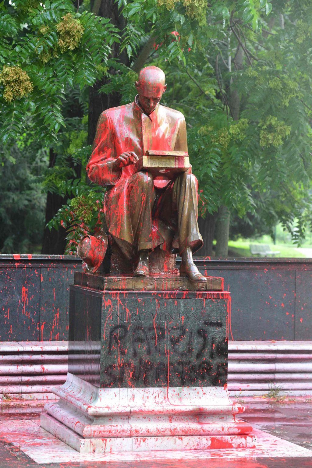 Kip v parku in vprašanja o nedolžnosti