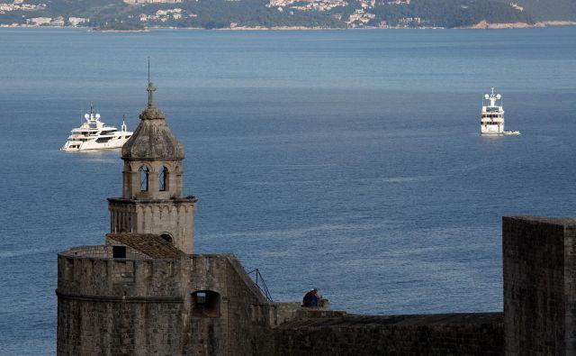 V dubrovačko-neretvanski županiji so potrdili eno novo okužbo s koronavirusom. Na fotografiji Dubrovnik. FOTO:Ivan Vukovic/AFP
