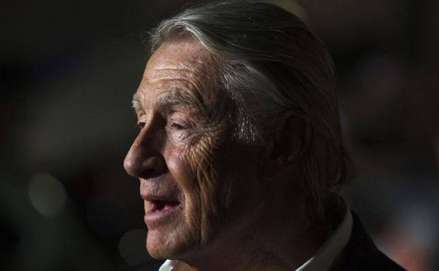 Poznan je bil po številnih uspešnicah. Umrl je v 81. letu starosti. FOTO: Mark Blinch/Reuters