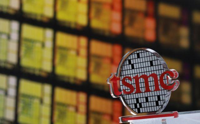 Podjetje TSMC se je znašlo med dvema nasprotnikoma v spopadu za tehnološko prevlado.<br /> FOTO: Tyrone Siu/Reuters