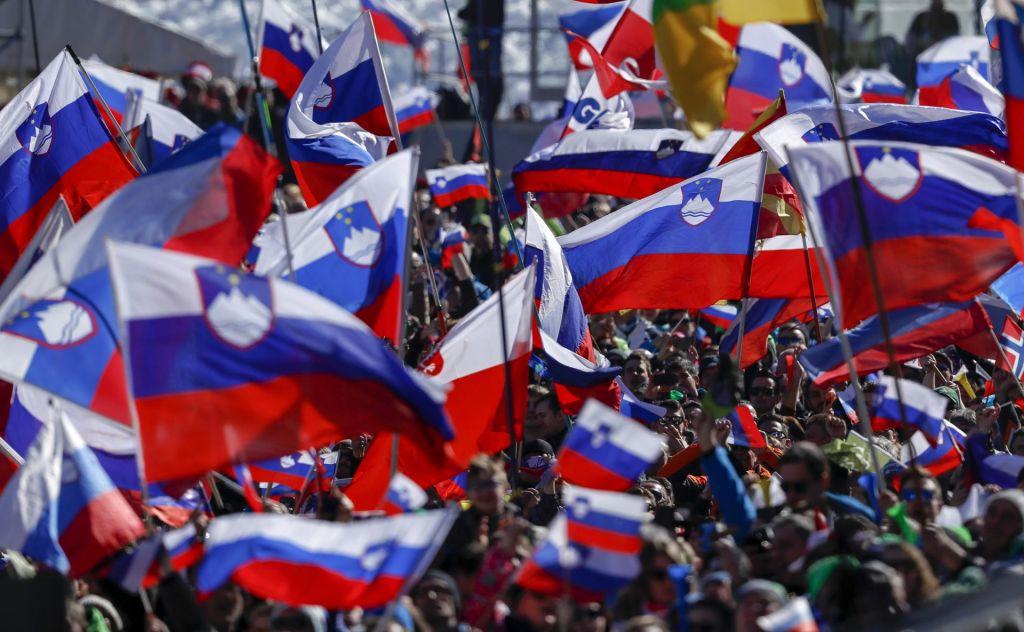 FOTO:Slovenija praznuje: šport kot Pepelka v mačehovski državi