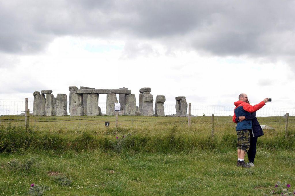 V bližini Stonehengea odkrili ostanke velikanskega neolitskega kroga