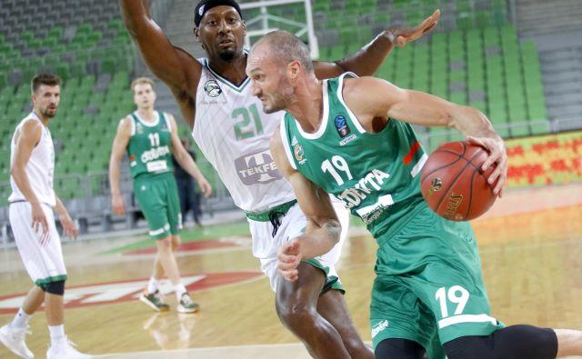 Marko Simonović je plesal v Stožicah le nekaj mesecev. FOTO: Roman Šipić/Delo