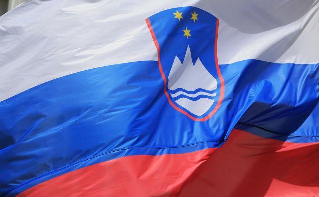 Slovenska zastava, 14.5.2014, Maribor [avtor:Regent Tadej] Foto Tadej Regent/delo Regent Tadej