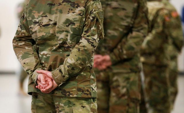 Ethan Melzer je sodeloval pri pripravah na napad na lastno enoto ameriške vojske. FOTO: Lindsey Wasson/Reuters