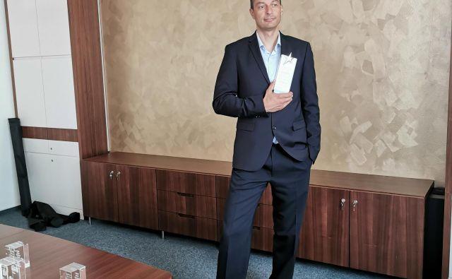 Strah in pohlep sta še vedno glavni čustvi, ki kratkoročno določata smer gibanja finančnih trgov, pravi Aleš Grbić. FOTO: Lavra Munda Slaček