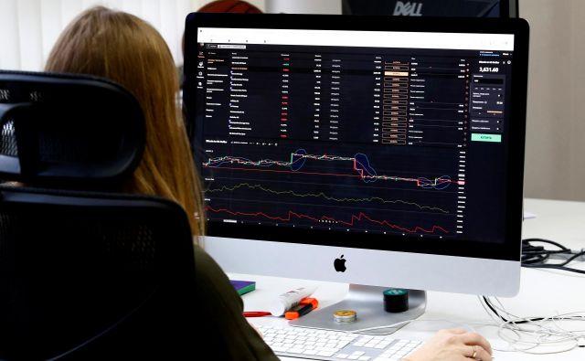 Upravljanje premoženja zahteva veliko analitičnega dela.<br /> FOTO: Vasili Fedošenko/Reuters