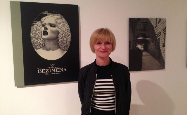 Nina Bunjevac je srbsko-kanadska ilustratorka in striparka. Foto arhiv TIFA