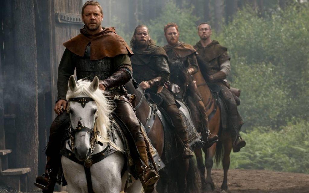 TV namigi: Robin Hood, Najgloblji Zemljan v kopalkah in Tazeka