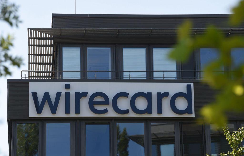 Wirecard insolventen