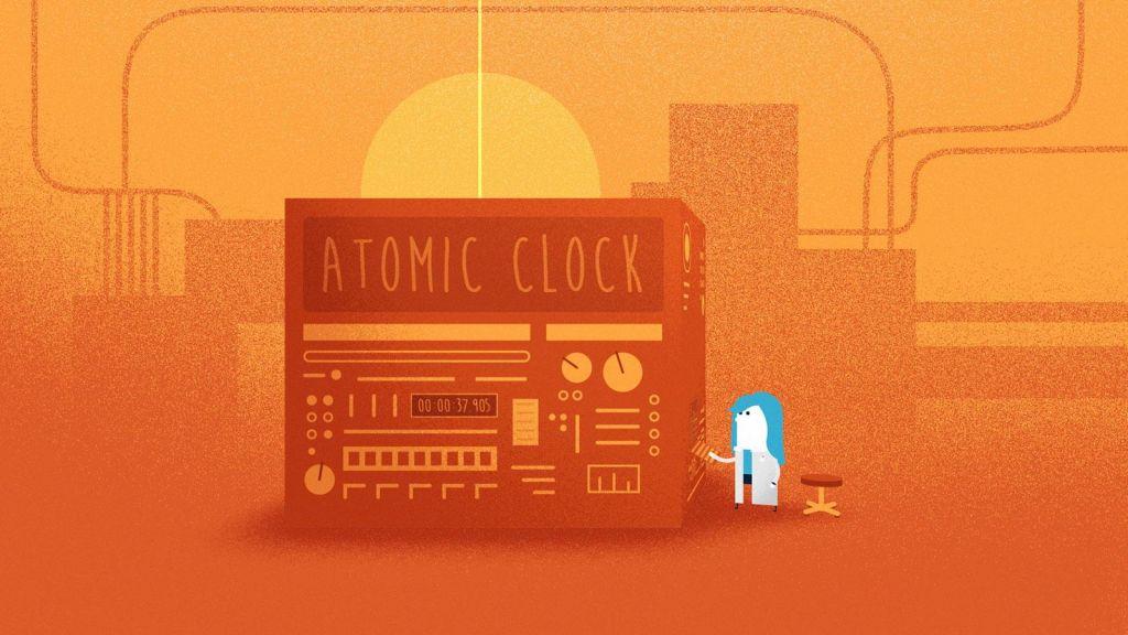 Vesoljska atomska ura za odprave v globoko vesolje