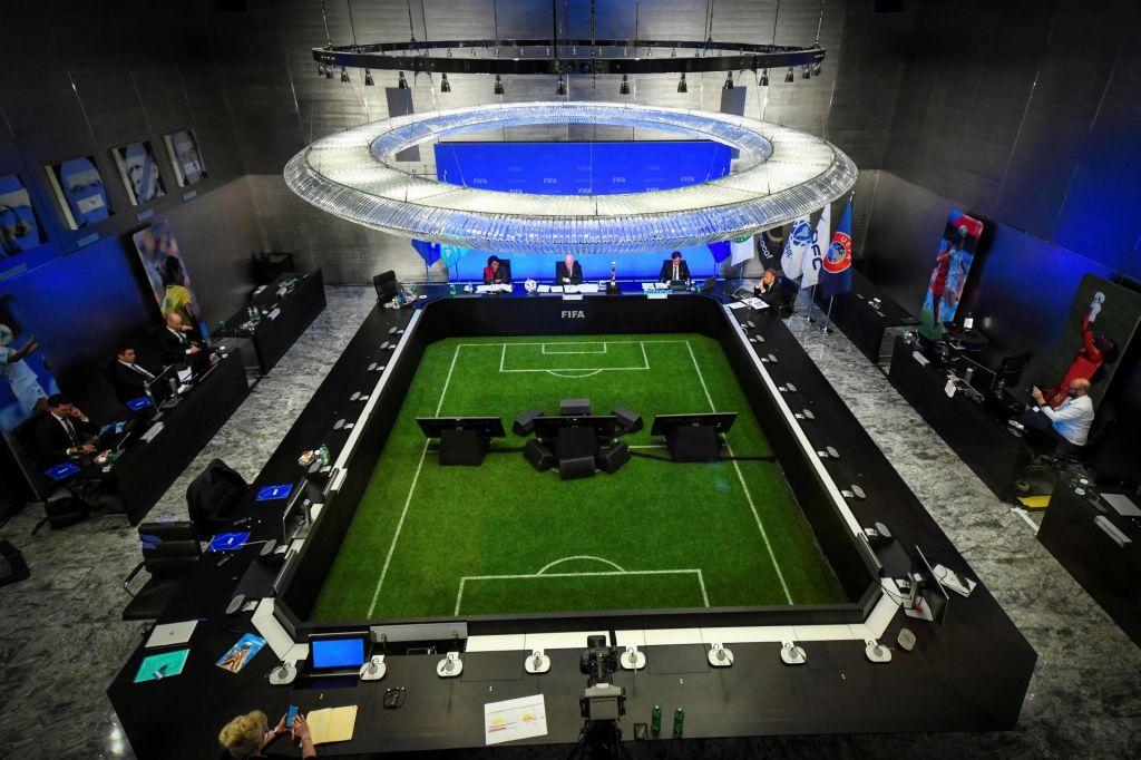 Fifa odobrila članicam do 1,3 milijarde evrov pomoči in posojil