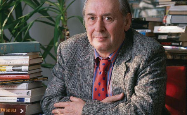 J. G. Ballard je eden od najvplivnejših pisateljev 20. stoletja. FOTO: arhiv založbe