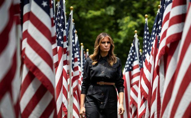 Izšla je nova knjiga o ameriški prvi dami. Najbolj skrivnostna doslej, se pritožujejo Američani. Tudi Slovenci o njej ne vemo čisto nič več. FOTO: Reuters<br />
