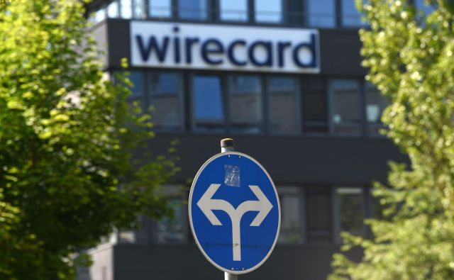 Računi Wirecarda so prazni. FOTO: Christof Stache/Afp